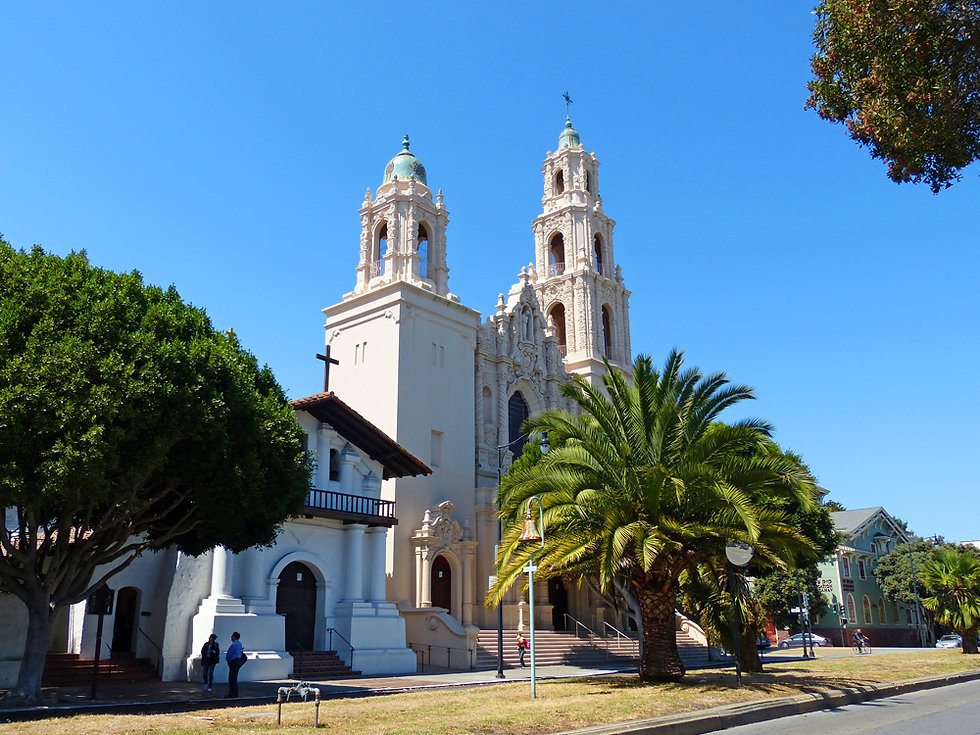 San Francisco - Mission Dolores