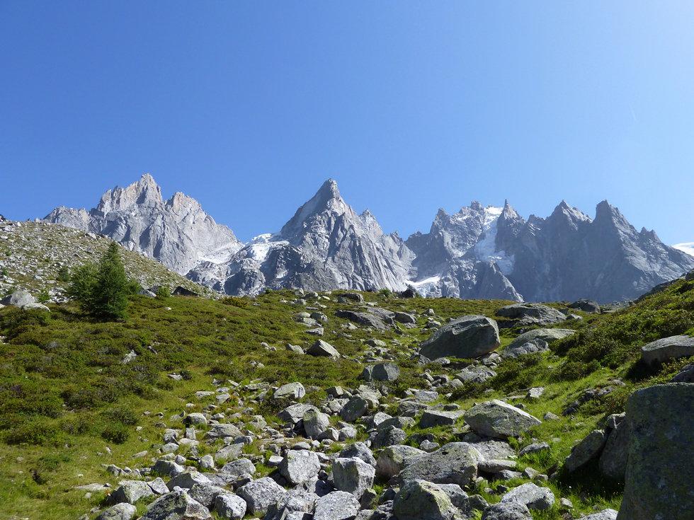 Chamonix - Grand Balcon Nord - Aiguilles des Chamonix