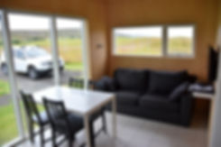 islande iceland Einishus Cottages laugar