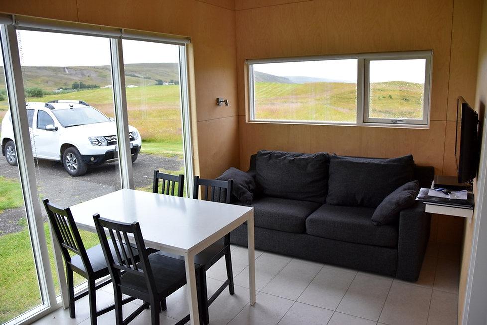 islande iceland Einishus Cottages laugar