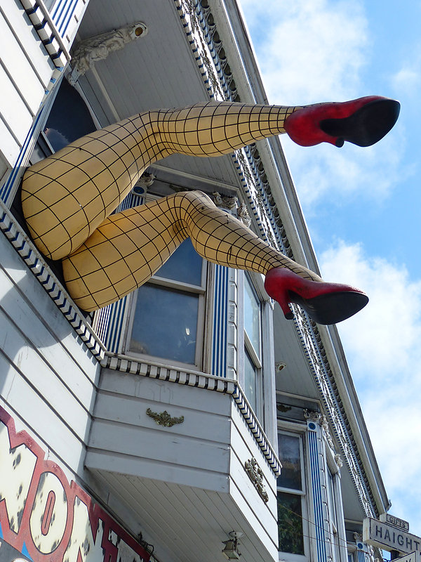San Francisco - Haight Ashbury