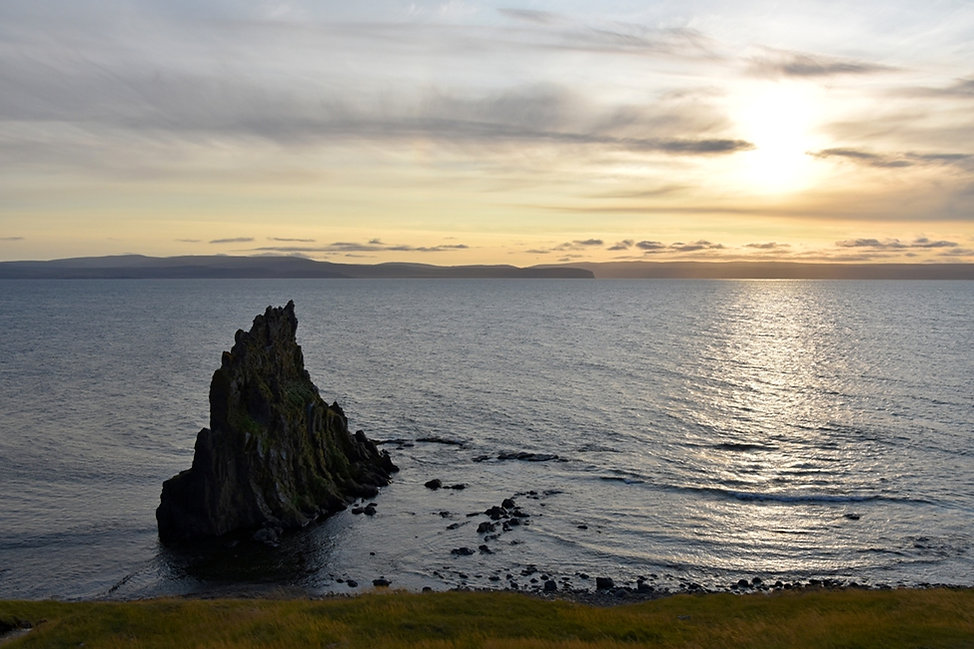 Islande - péninsule de Vatnsnes - Anastadastapi