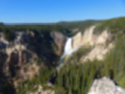 Yellowstone National Parc Canyon Lookout Point