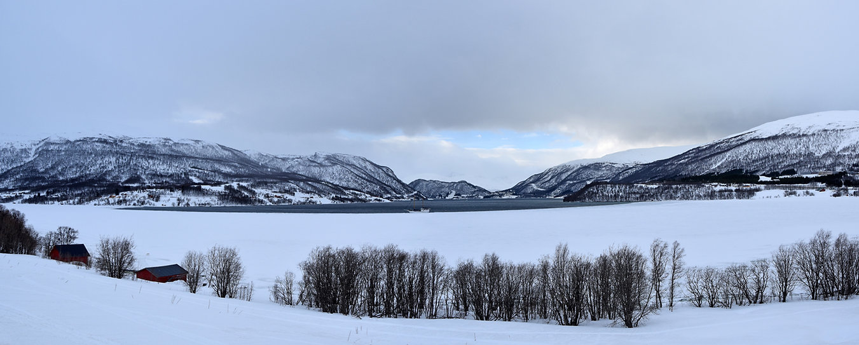 Norvège - Balsfjorden - Ramfjorden