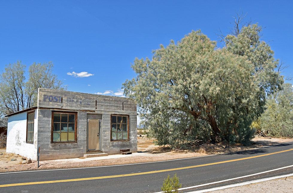 Californie - Mojave National Preserve - Kelso