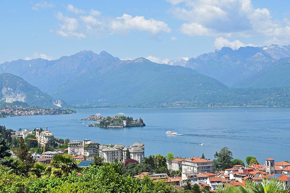 Italie Lac Majeur Stresa îles borromées