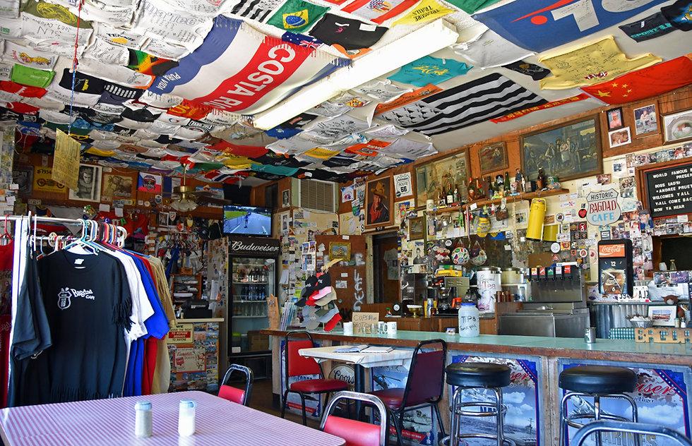 Ouest Américain - Californie - Bagdad Café