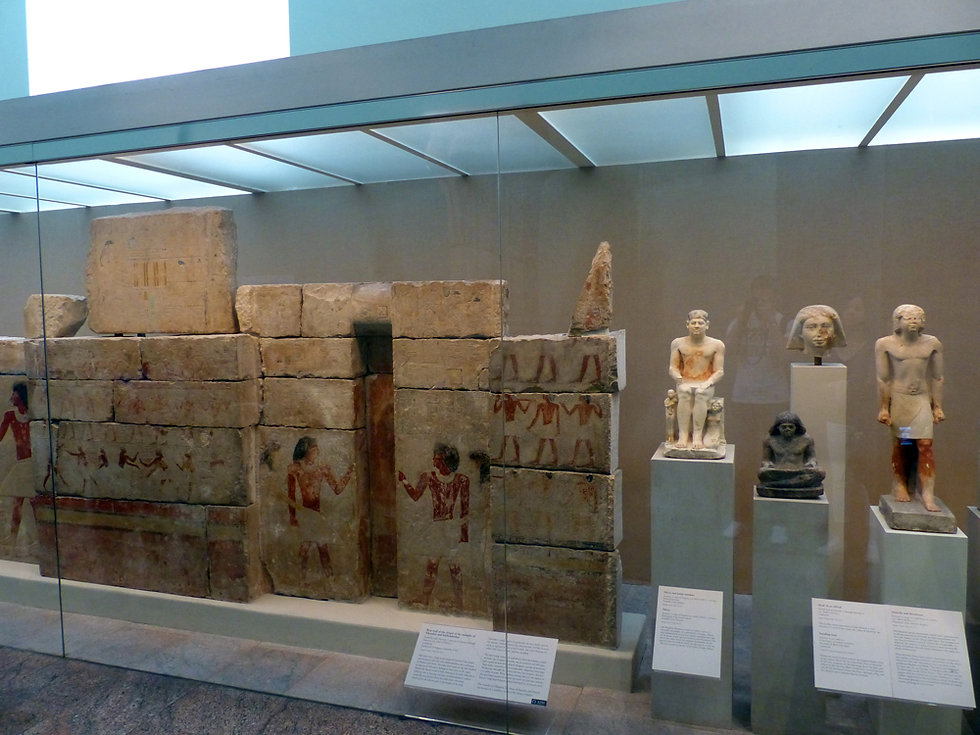 New-York - MET - Egypte