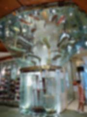 Las Vegas Bellgio fontaine chocolat