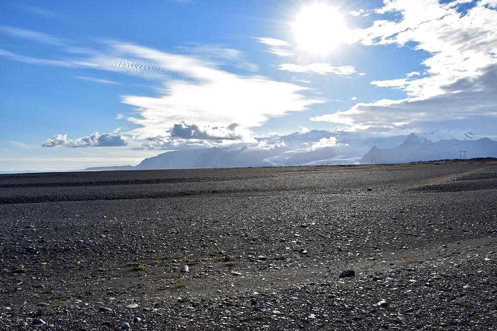Jokulsarlon Jökulsárlón beach