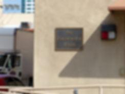 Los Angeles Burbank Warner Bros Studios friends stage