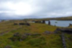 islande iceland lac Myvatn Stripar