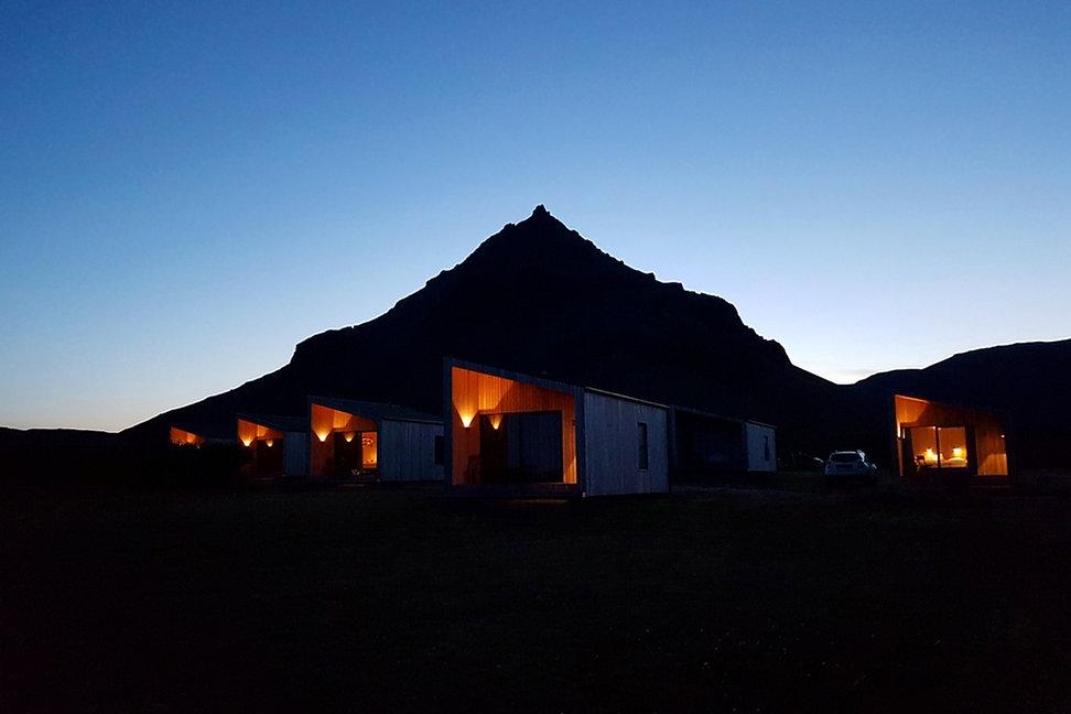 Islande Arnarstapi Cottages Stapafell