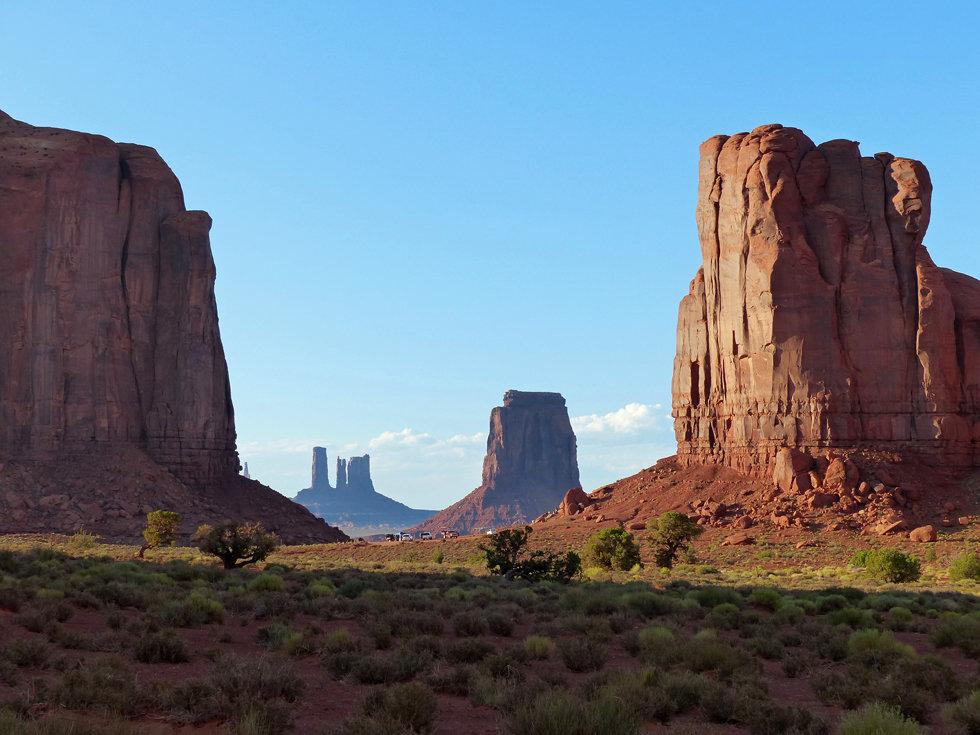 Monument Valley north window