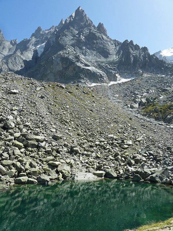 Chamonix - Grand Balcon Nord - Lac Bleu - Aiguille du Plan