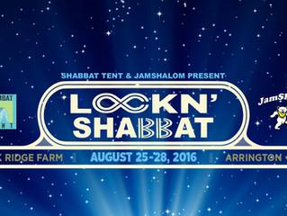 Get ready for JamShalom and Shabbat Tent at Lockn'!
