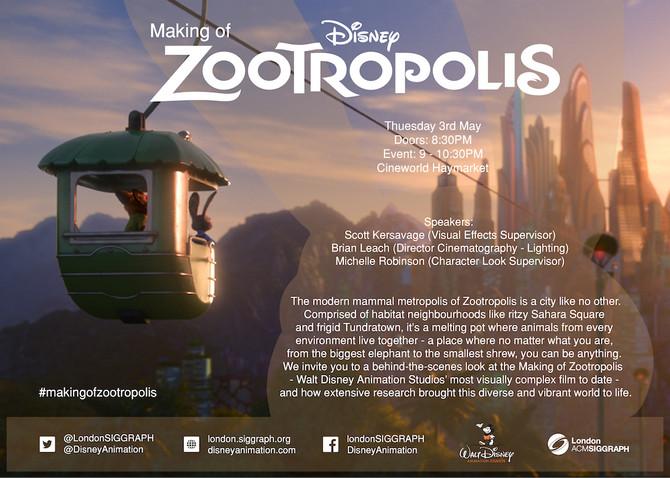 Walt Disney Animation Studios: Making of Zootropolis | Scott Kersavage - Visual Effects Supervisor,