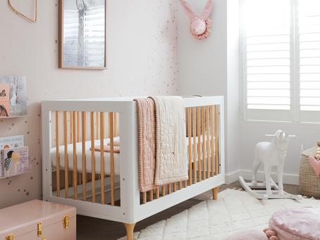 ¡Decora la habitación del bebé al estilo escandinavo!
