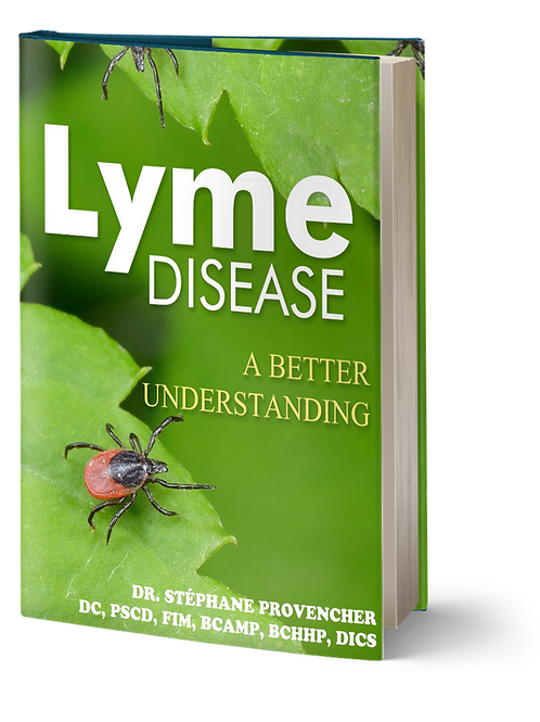 Lyme Disease - A Better Understanding eBook