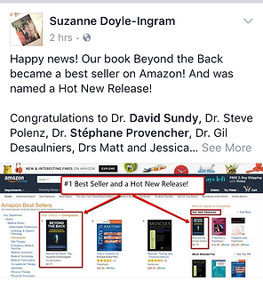 Dr. Stéphane Provencher aka Dr. Awesome best seller author
