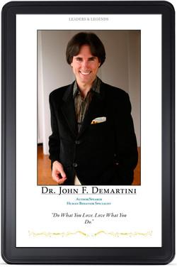 Dr Demartini_Bio