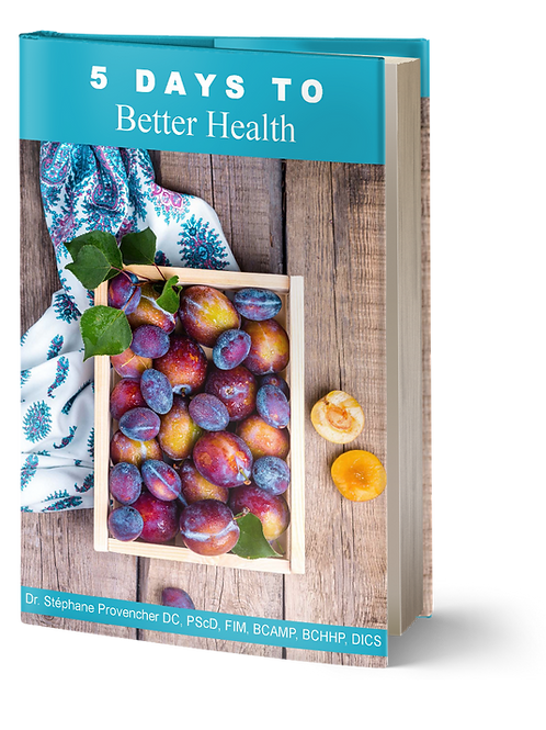5 Days to Better Health eBook