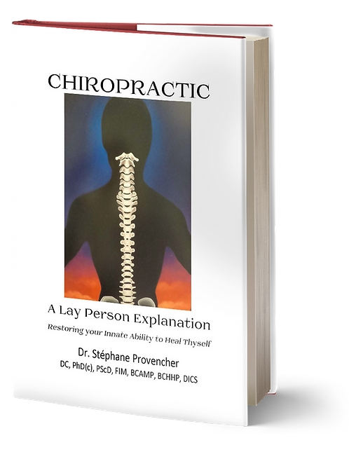 Chiropractic - A Layperson Explanation