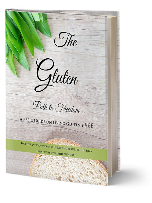 The Gluten Freedom - A Basic Guide on Living Gluten FREE