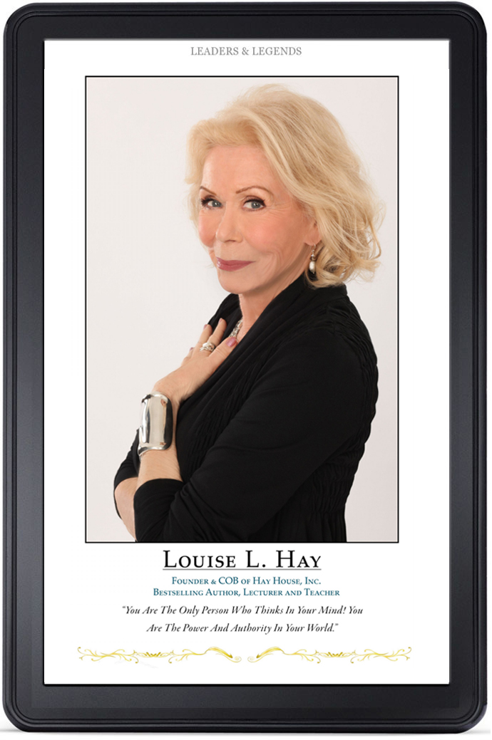 Louise Hay_bio
