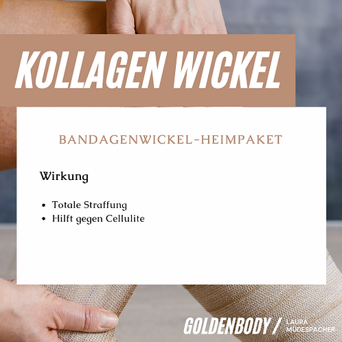 Kollagen Wickel (Straffung)