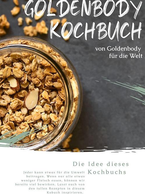 Goldenbody Kochbuch für die Welt digital