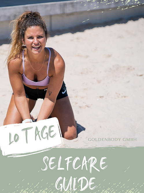 10 Tage Selfcare Guide