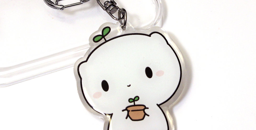 Sprout-kun Acrylic Charm