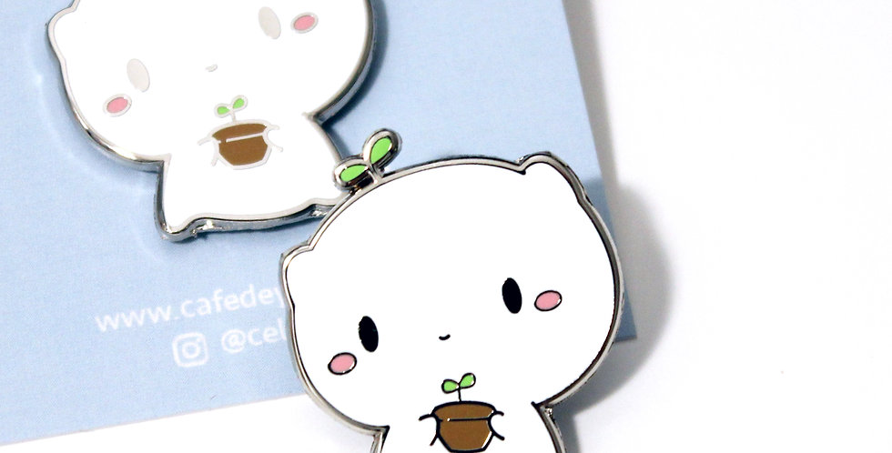Sprout-kun Pin