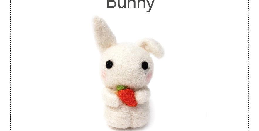 DIY Kit - Needlefelt Bunny
