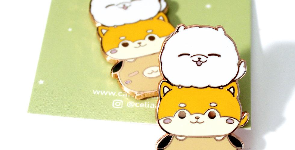 Doggy Dango Pin