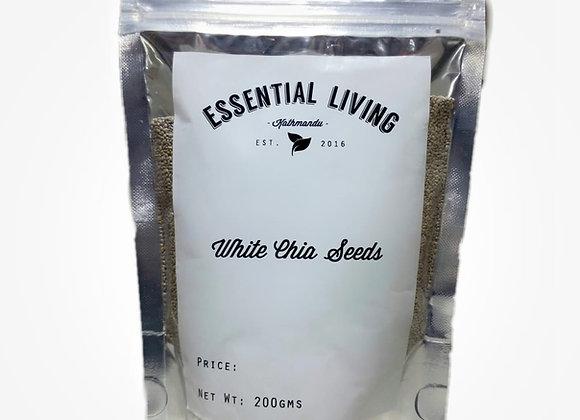 White Chia Seeds (200g)