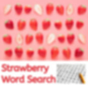Strawberry Word Search Logo.png