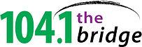 104.1 The Bridge Logo Chris Miller.jpg
