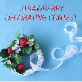 Strawberry Decorating Contest 2021 IG.pn
