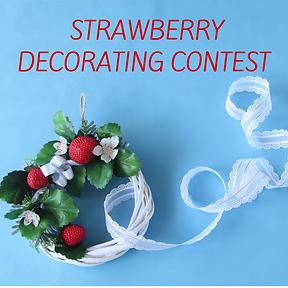 Strawberry Decorating Contest 2021 IG.pn