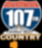 Interstate 107 Logo Chris Miller.png