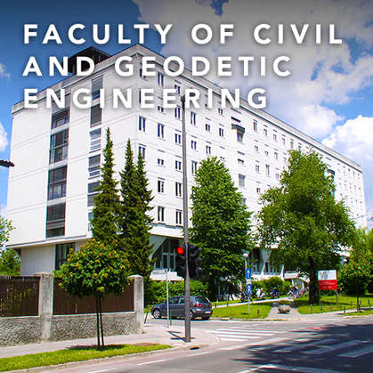 FACULTY OF CIVIL AND GEODETIC ENGINEERING