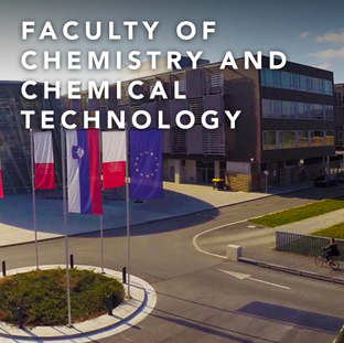 FACULTY OF CHEMISTRY AND CHEMICAL TECHNOLOGY