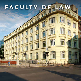FACULTY OF LAW