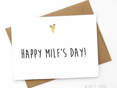 Happy MILF's Day!