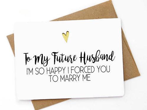 To My Future Husband...