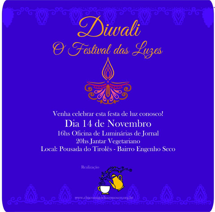 Diwali - Festival das Luzes