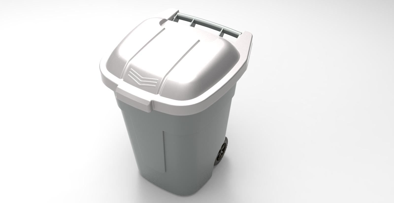 Large Dustbin
