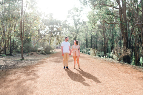 Perth Hills and Swan Valley wedding photographer